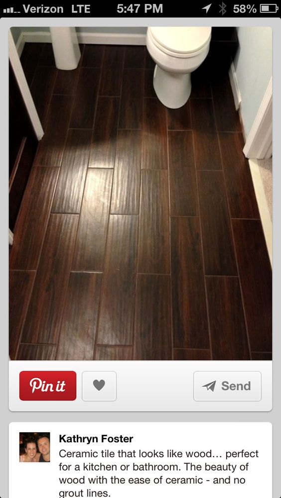 Floors ceramic tile that looks like wood cer mica que for Ceramica para cocina