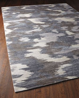 Exquisite Rugs - Sorrell Abstract Rug - 9' x 12' - $5,399 ($240 shipping)