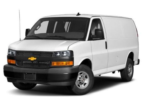 2020 Chevrolet Express Cargo Van Work Van In 2020 Cargo Van
