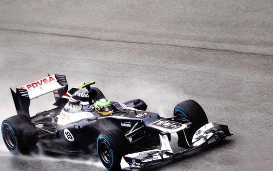 Bruno Senna, Sepang 2012