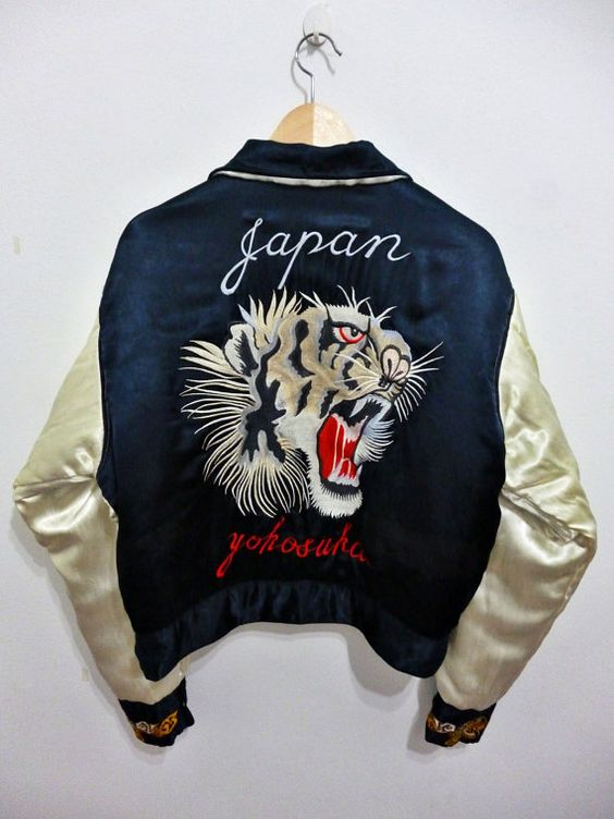 I REALLY WANT TO BRING BACK A JAPANESE BOMBER JACKET AS A SOUVENIR!!!: