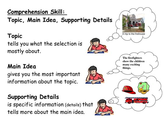 define supporting details essay Supporting details • a paragraph contains facts, statements, examples-specifics which guide us to a full understanding of the main idea they clarify, illuminate, explain, describe, expand and illustrate the main idea and are supporting details determining supporting details 1 decide which details help to further the story line 2.