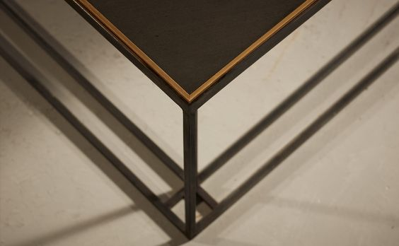 Novocastrian - Slate Binate coffee table