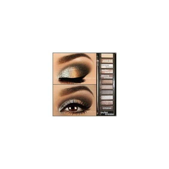 Simple Eyeliner Tutorial ❤ liked on Polyvore featuring beauty products, makeup, eye makeup and eyeliner