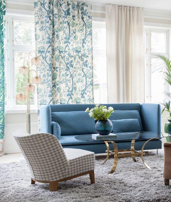 Sderhamn 3 Seater sofa cover Vintage Stolar och Produkter