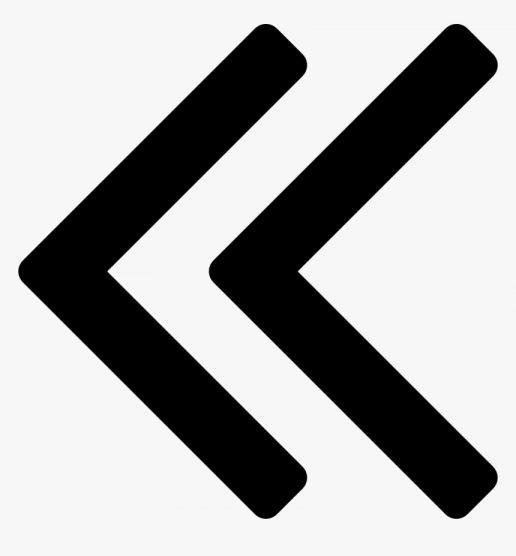 17 Double Arrow Icon Icon Png Icons Arrow Symbol