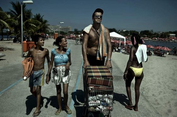 Swimming to Rio by Julio Bittencourt | The Morning News