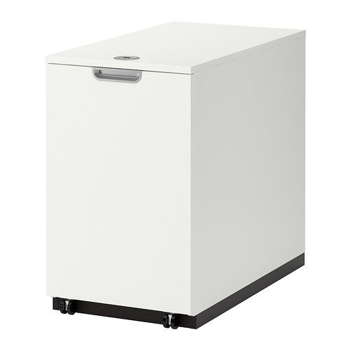 Ikea Galant Lock Not Working ~ GALANT Storage unit for printer  white  IKEA