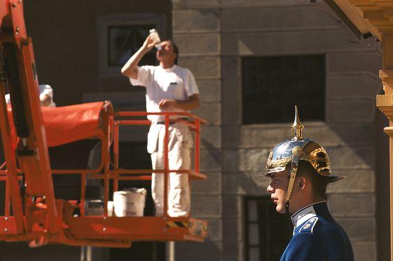Lasse Persson - Stockholm, Sweden, 2001