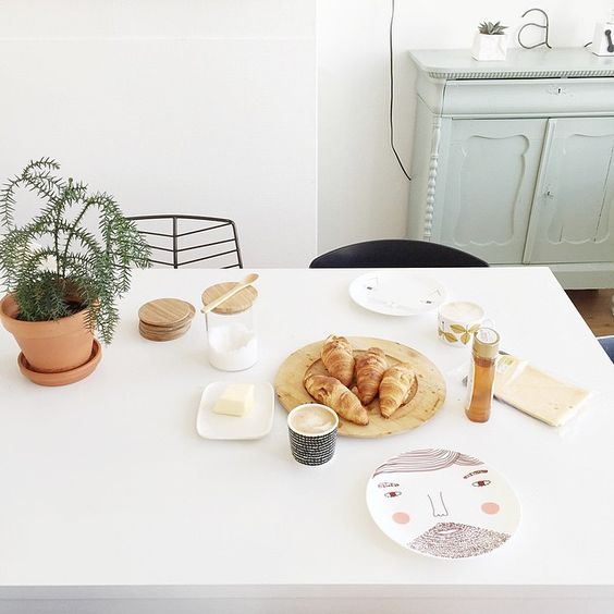 Morning! Our Beardy and Mog Plates with @joannegelderman88 x