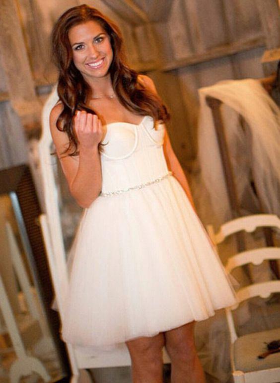 Alex Morgan Dress