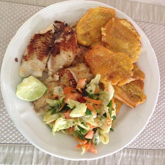 Para no perder la costumbre Colombiana hoy jueves santo comeremos pescado. #semanasanta #juevessanto by yaniris6