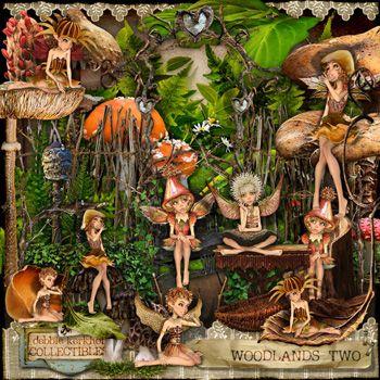 #MischiefCircus2016 Woodlands 2 by Debbie Kerkhof