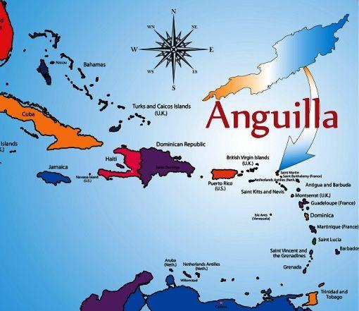 Anguilla Anguilla Pinterest