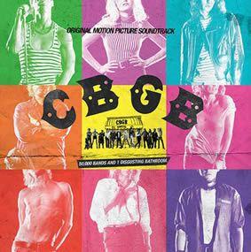 RAMONES, Blondie, Television y Talking Heads, en la banda sonora de la película del CBGB