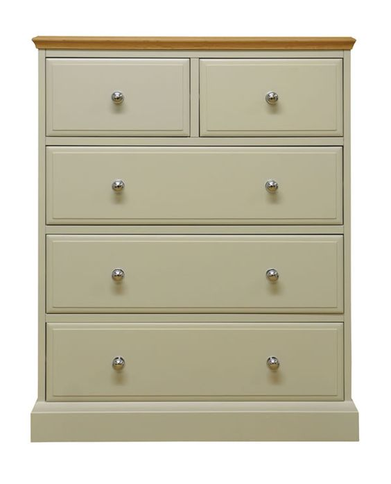 Preston 2 3 Drawer Chest Painted Truffle Cream Fully Assembled. Preston 2 3 Drawer Chest Painted Truffle Cream Fully Assembled