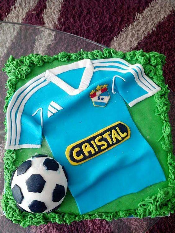 Torta Sporting Cristal