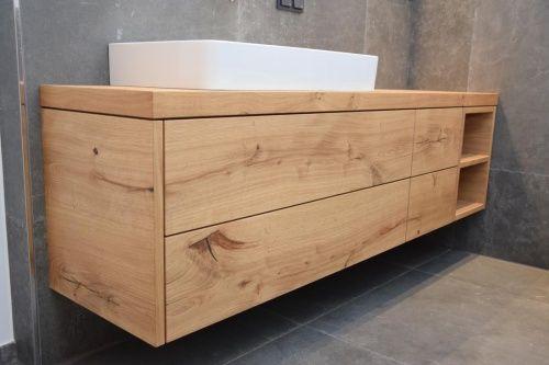 Waschtisch Eiche Astig In 2019 Badezimmer Mobel