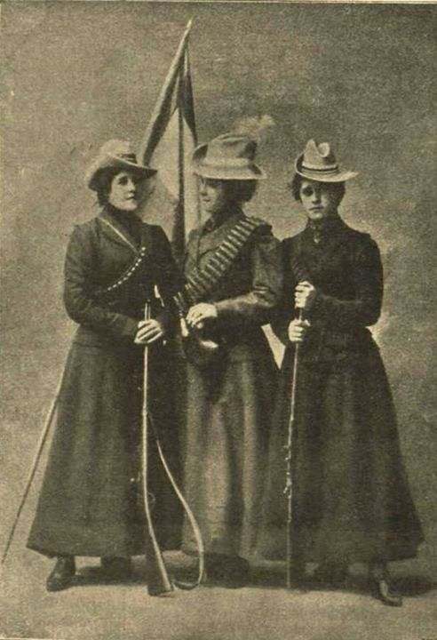 Boer Women in the Anglo-Boer War: