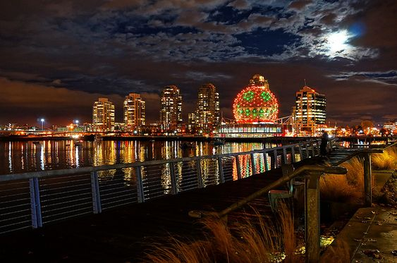 Vancouver Science World Halloween Theme by TOTORORO.RORO, via Flickr