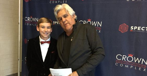 A big shout out to 16-year old Aidan Colvin and his letter-writing campaign! Aidan met with famous dyslexic Jay Leno and received some great advice from Leno and others: YOU are in the driver's seat of your own life. You can choose to follow or ignore any guidance offered. There is no secret to success for dyslexics except persistence, humor, improvisation and grit.