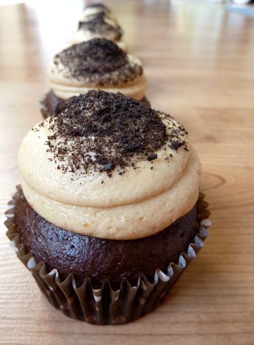 Literally the best chocolate cupcakes ever