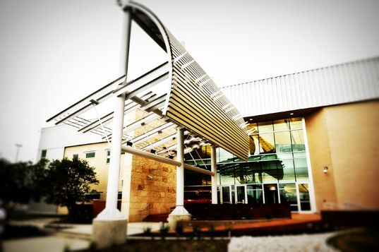 Rackspace Headquarters, #LEED Gold, San Antonio, Texas by @Rackspace