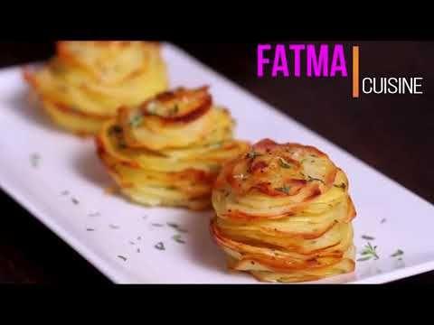 وصفات سهلة وسريعة بالبطاطا 2 لرمضان2018وصفات اقتصاديةوصفات مختلفةrecettes Pour Le Ramadan Youtube Cuisine Delicieux Ramadan