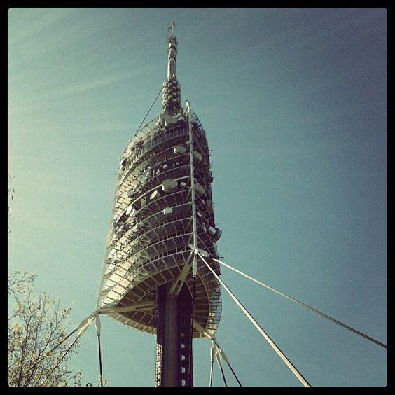 Torre de Collserola.