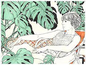 été 1981: La collectionneuse / Éric Rohmer