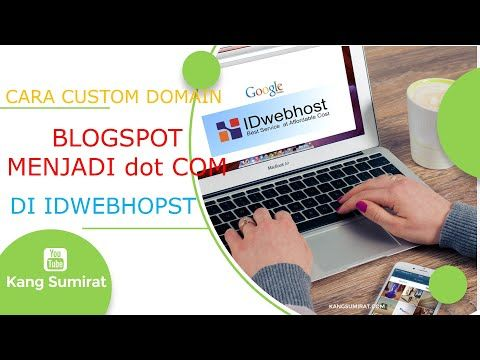 Cara Mengganti Domain Blogspot Menjadi Custom Domain Serbabisnis Blog Website