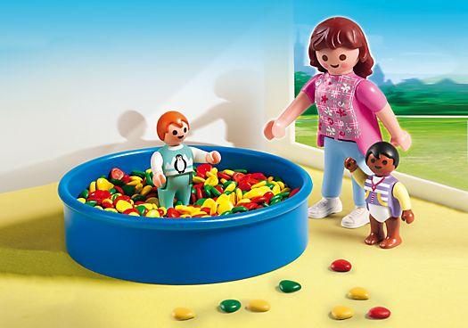 Bällebad - PM Germany PLAYMOBIL® Deutschland Playmobil - playmobil badezimmer 4285