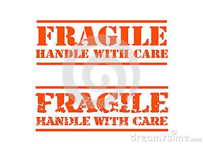 Fragile Handle With Care - Download From Over 26 Million High Quality Stock Photos, Images, Vectors. Sign up for FREE today. Image: 28440724