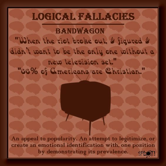 Fallacy definition critical thinking