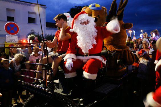 « Noël à la plage »  : Saint-Cyprien fête Noël en été !