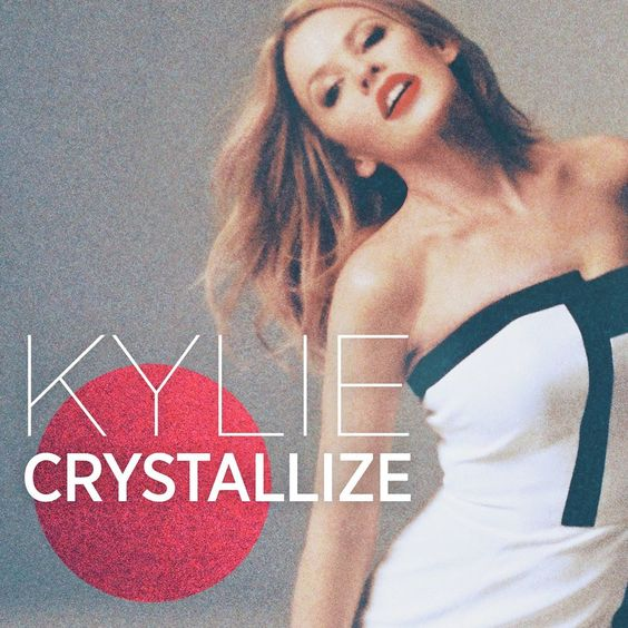Kylie Minogue — Crystallize (studio acapella)