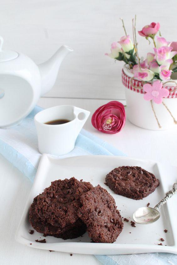 Sablés al cioccolato di Pierre Hermé senza glutine