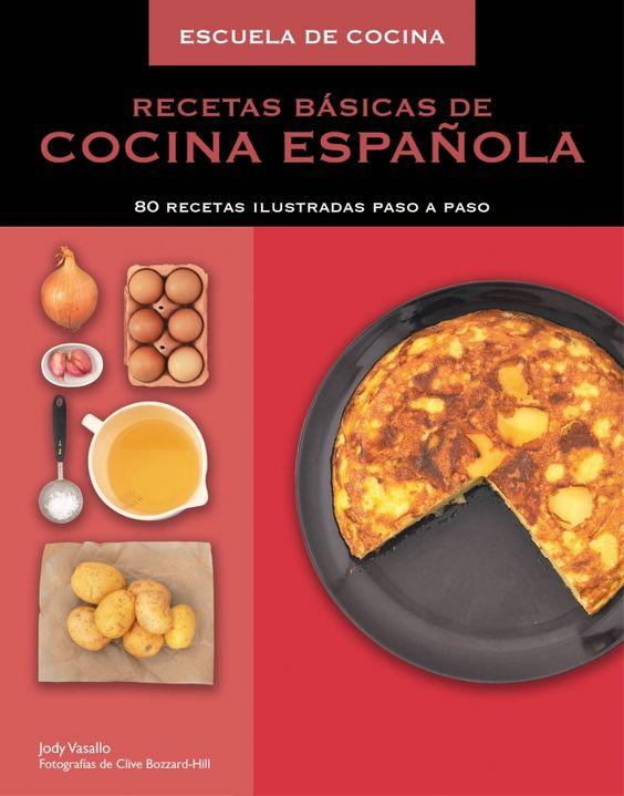 Recetas b sicas de cocina espa ola no ficci n novedades for Cocina espanola