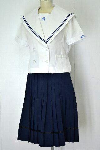 播磨南高等学校制服画像