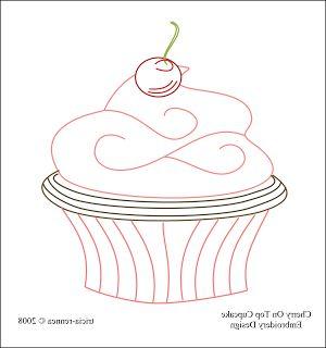 Artesanía & Cia: Cupcakes Moldes (riesgos) programada la publicación
