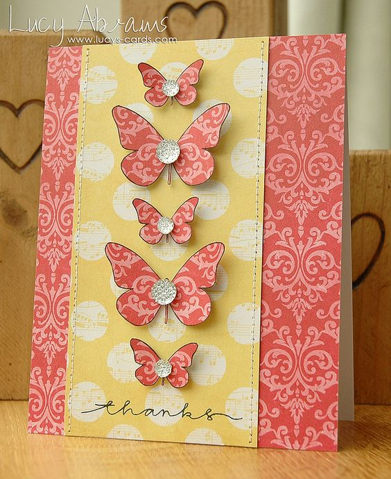 Paper Crafts 'Handmade Cards' Blog Hop and Giveaway