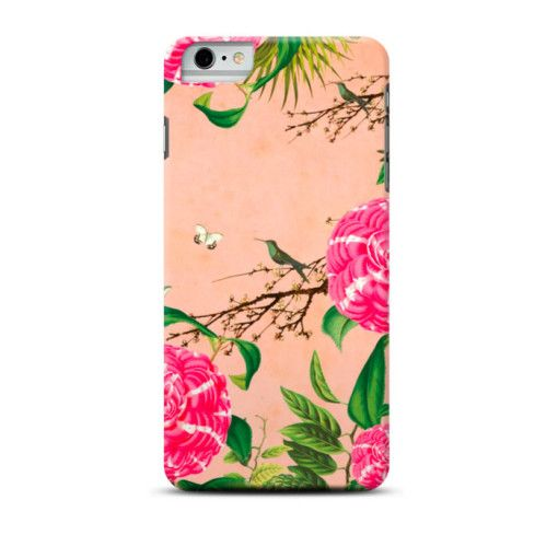 VirguCase Camélias 1 by Benedita Feijó para iPhone 6 Plus