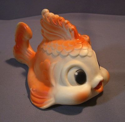 Pinterest the world s catalog of ideas for Rubber fish toy