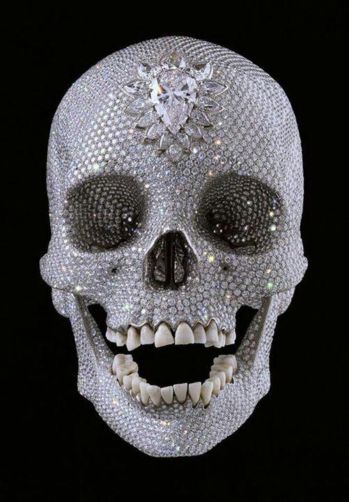 Pearly Skull