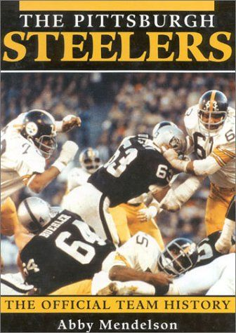 The Pittsburgh Steelers: The Official Team History...and the Oakland Raiders....two teams with the rep of being the greatest butt kicking teams in NFL history. Great defensive teams with hot offenses...one of the most entertaining match ups at any time
