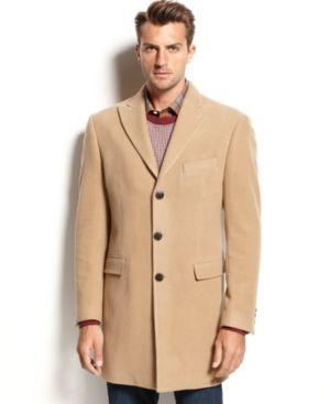 Slim Fit Car Coat | Down Coat