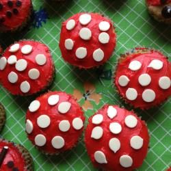 muffins kreativ and kuchenglasur on pinterest. Black Bedroom Furniture Sets. Home Design Ideas