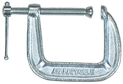 Irwin Tools Quick Grip C Clamp 2 1 2 Inch 2 1 2 Inch Throat Depth 2025103 Irwin Tools Adjustable Clamp Clamp