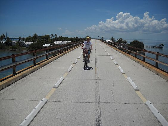 Biking The Florida Bike Trails ın Top