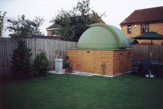 backyard observatories google search